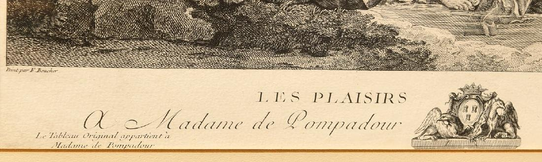 After Boucher, (2) engravings - 4