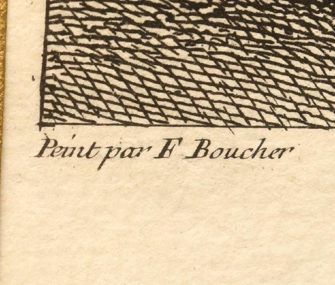 After Boucher, (2) engravings - 7