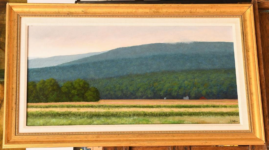 Joseph Keiffer, painting
