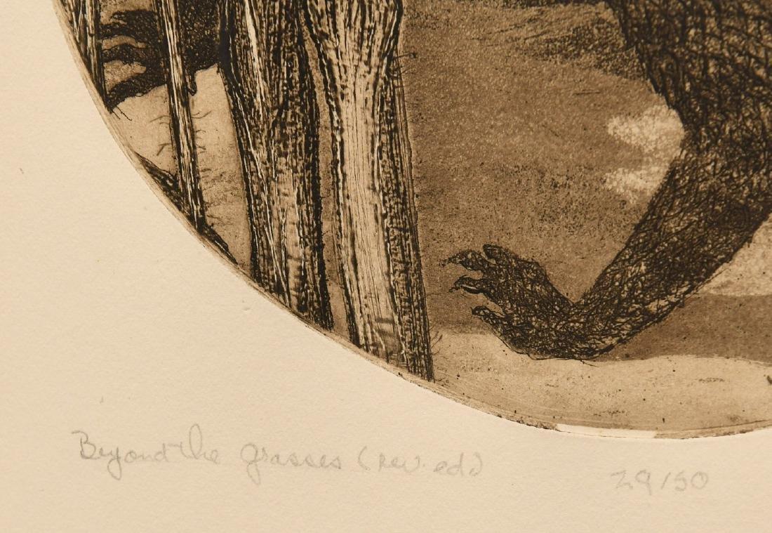 Janet Elizabeth Turner, etching - 4