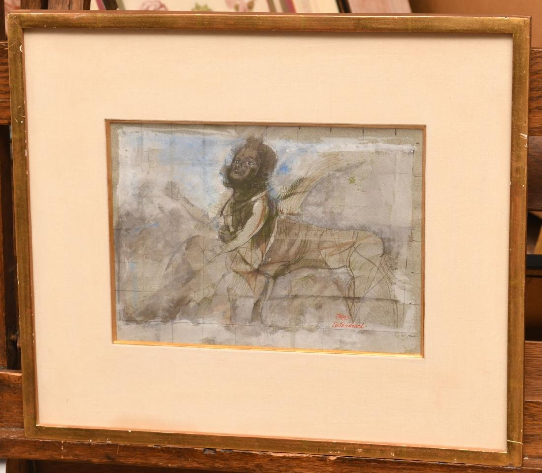 William Cadenhead, painting