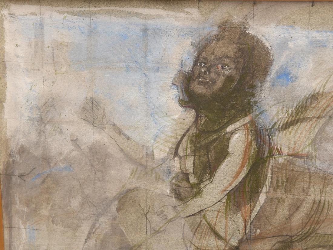 William Cadenhead, painting - 3