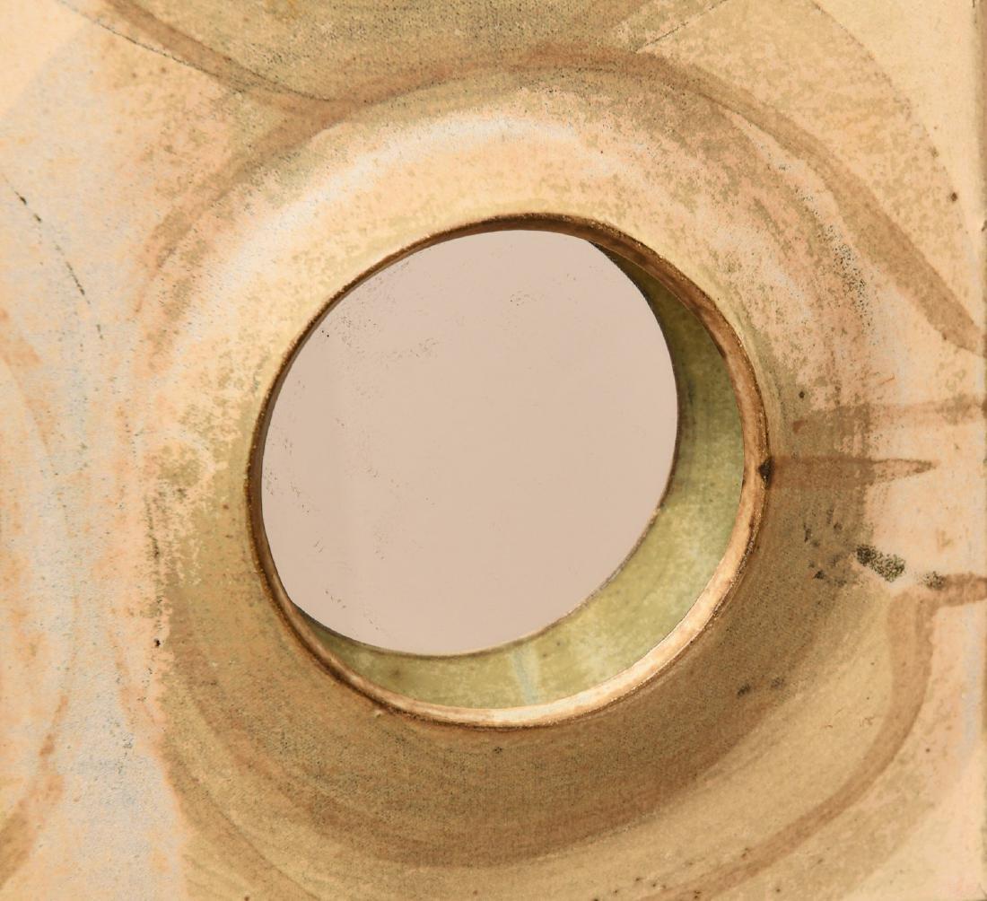 Studio Pottery mirror attrib. to Michel Cohen - 5