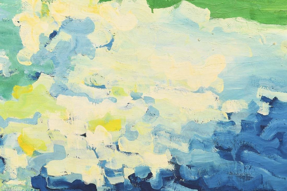 Evelyn Eller, large painting - 3