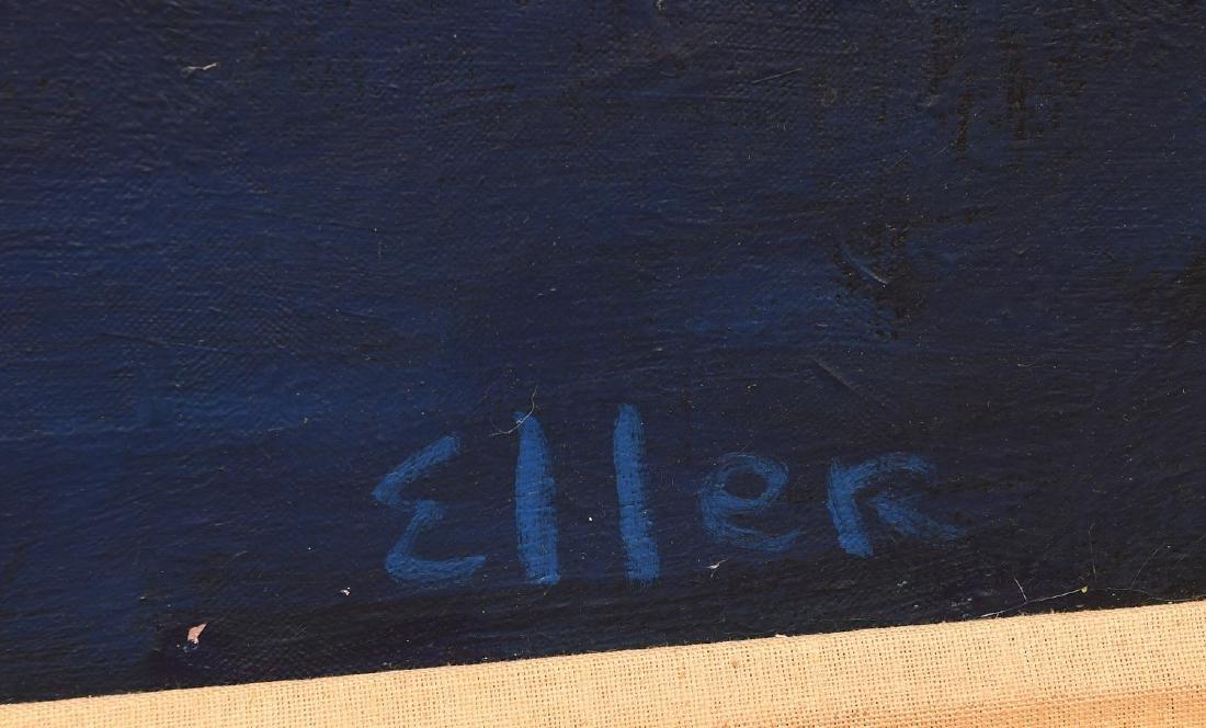 Evelyn Eller, large painting - 4