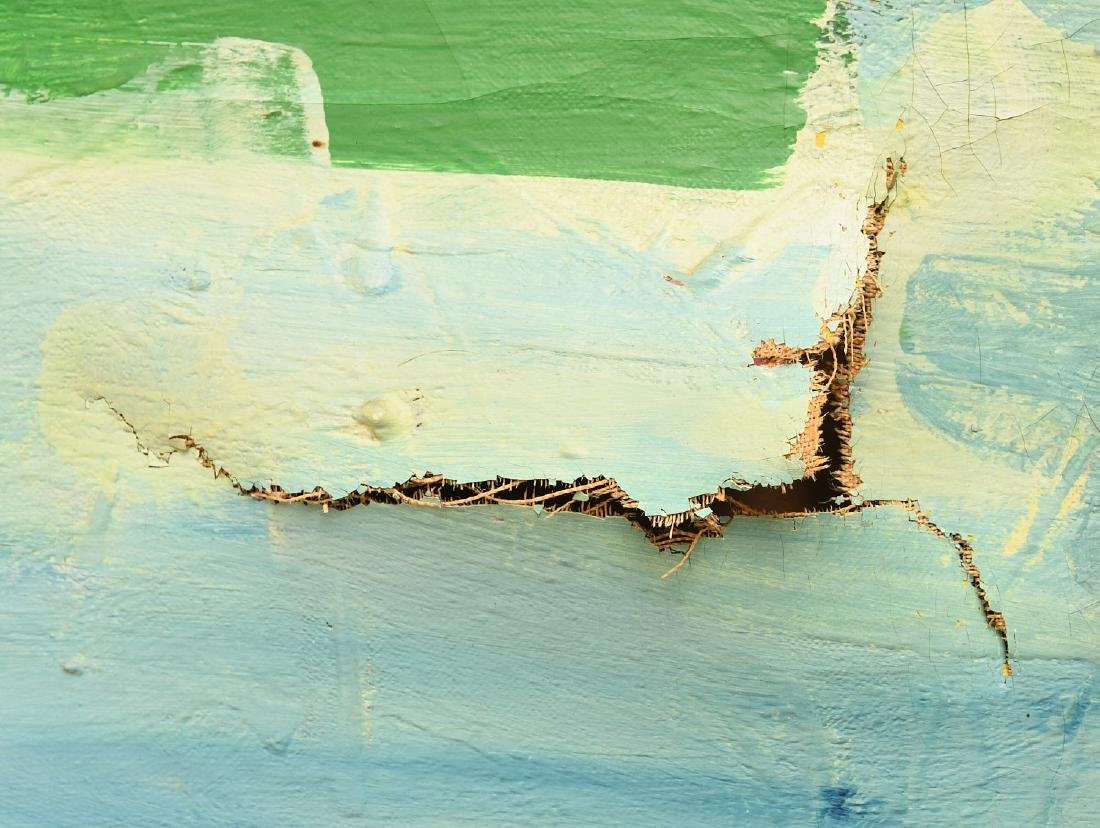 Evelyn Eller, large painting - 5