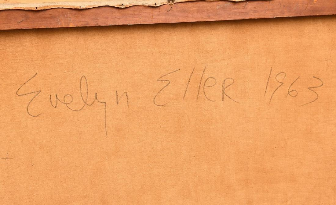 Evelyn Eller, large painting - 7