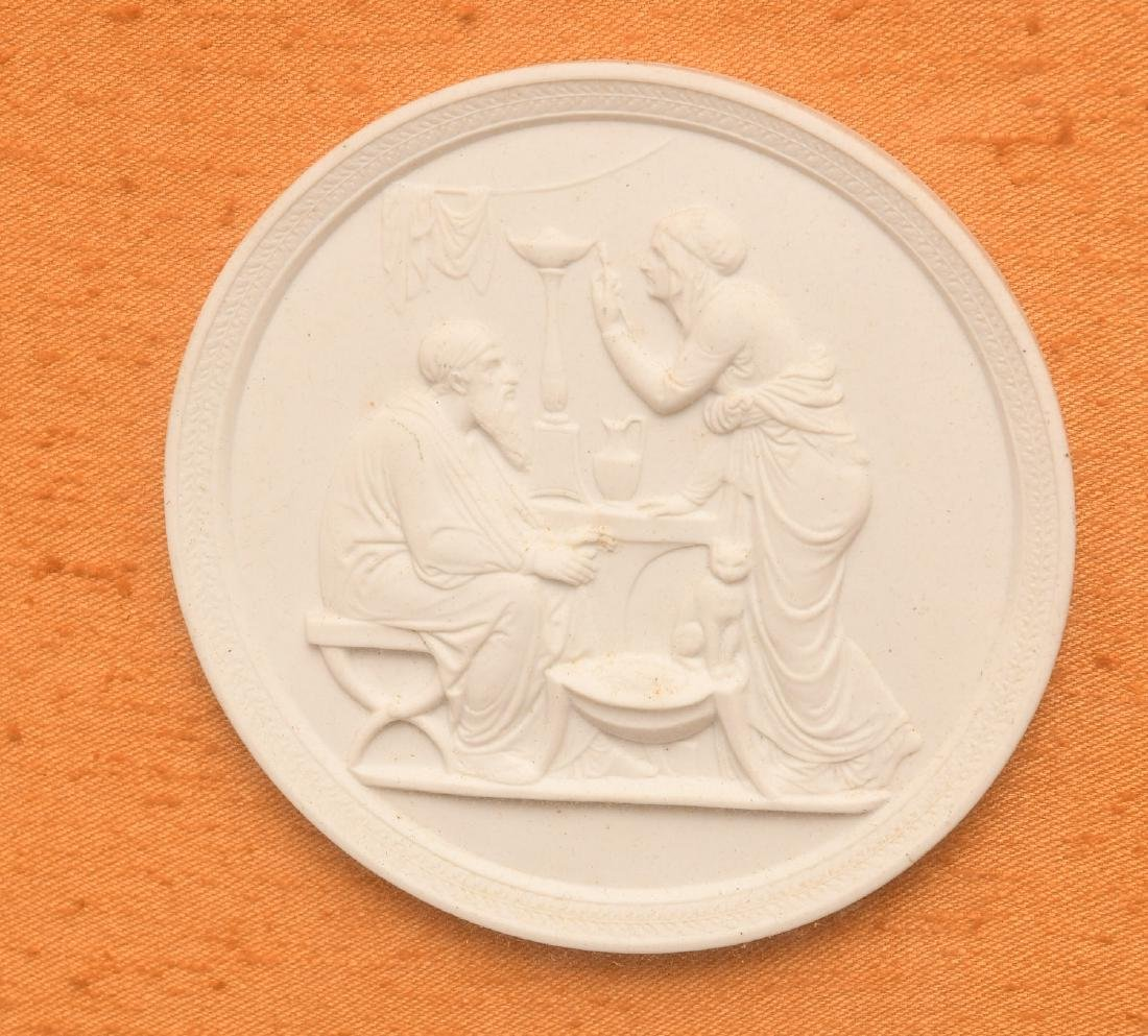 Collection (16) Neo-classical plaster intaglios - 3