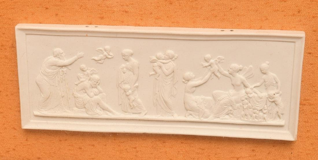 Collection (16) Neo-classical plaster intaglios - 5