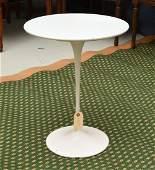 Eero Saarinen style tulip table