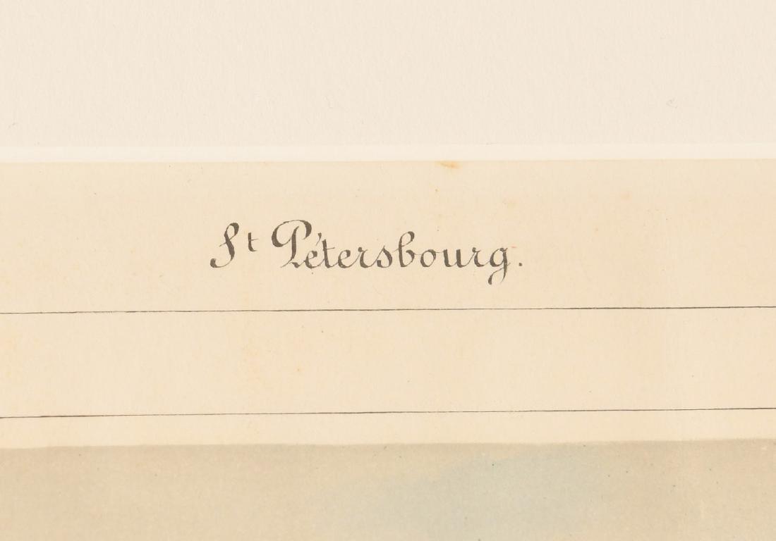 Louis-Jules Arnout, lithograph - 3
