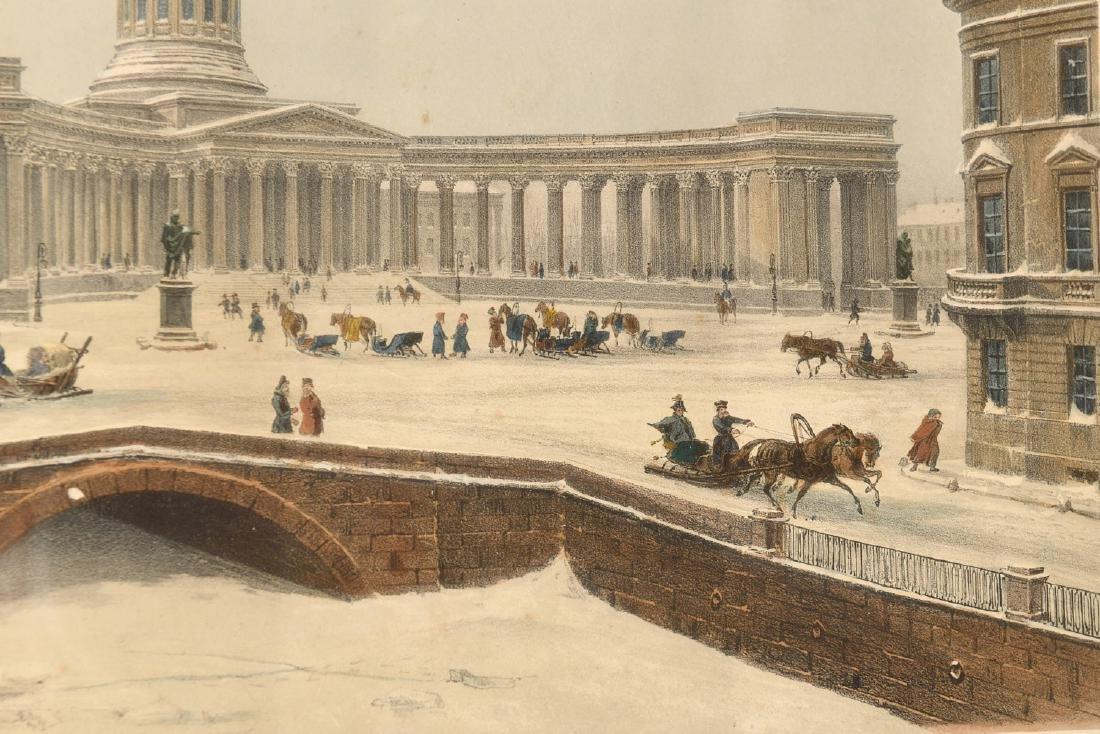 Louis-Jules Arnout, lithograph - 5