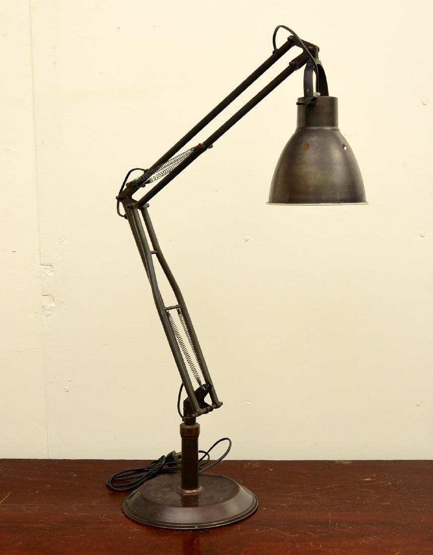 Architect's desk lamp