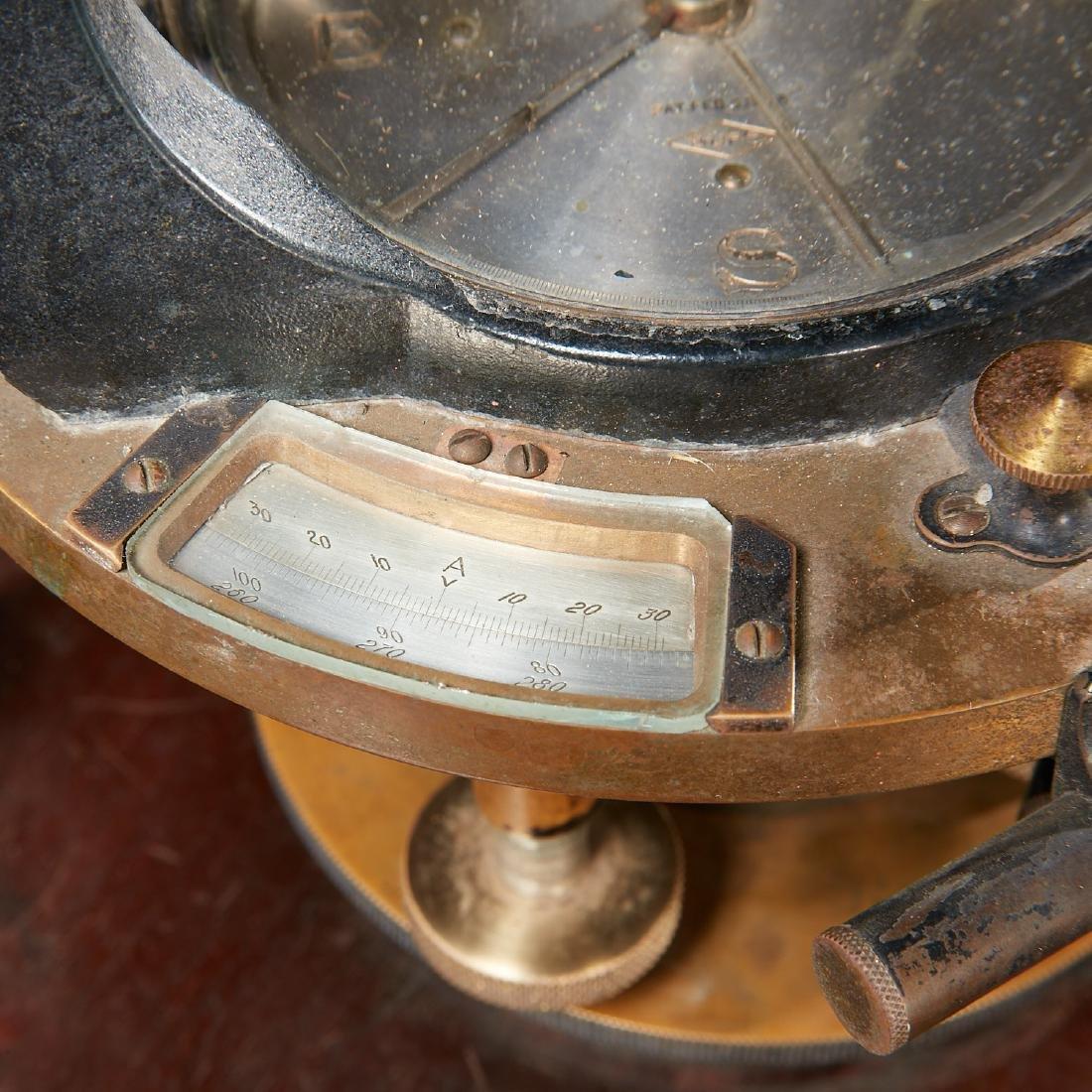 Vintage Buff & Buff Co. surveyor's transit - 9