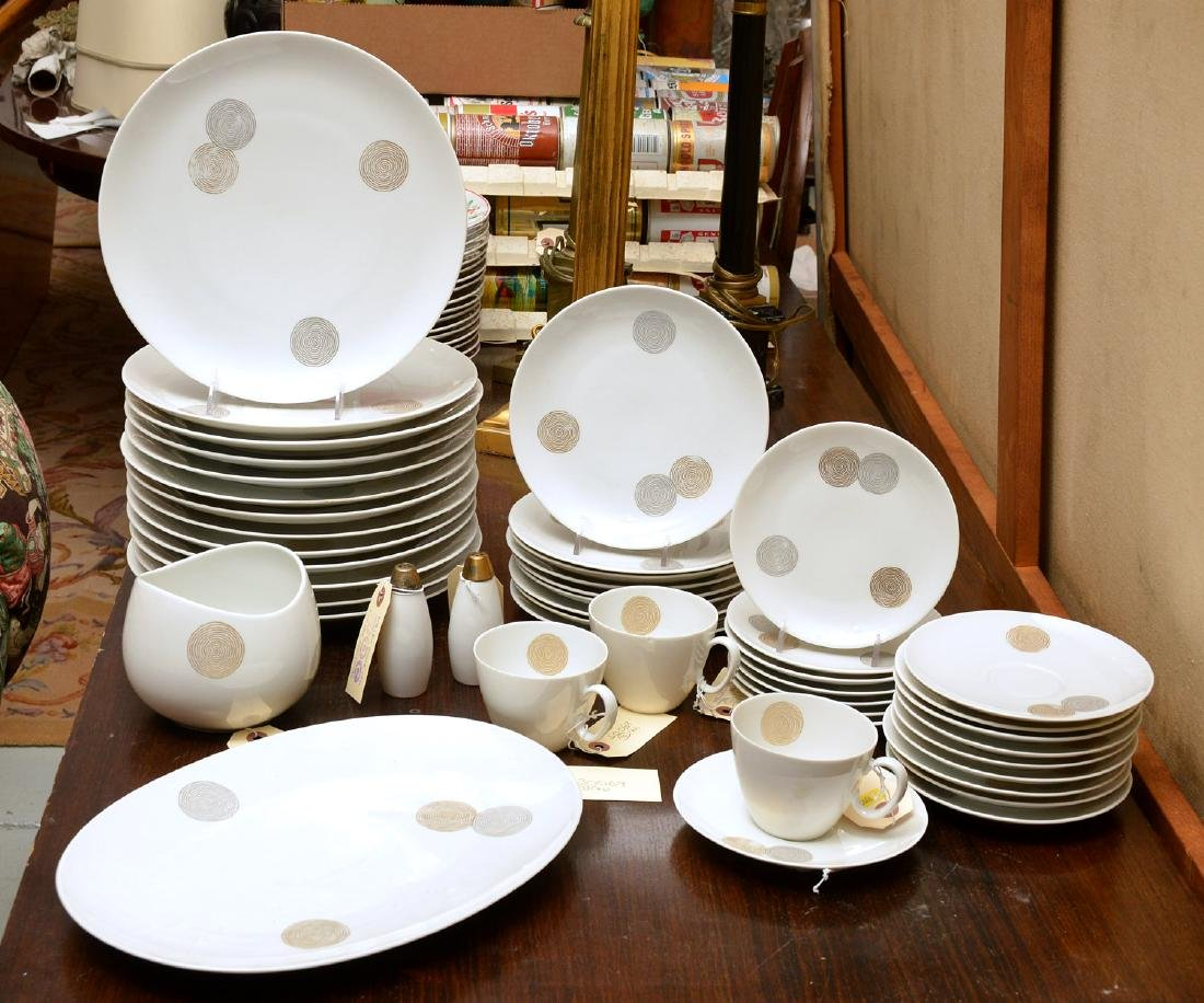 Rosenthal part dinner service by Raymond Loewy