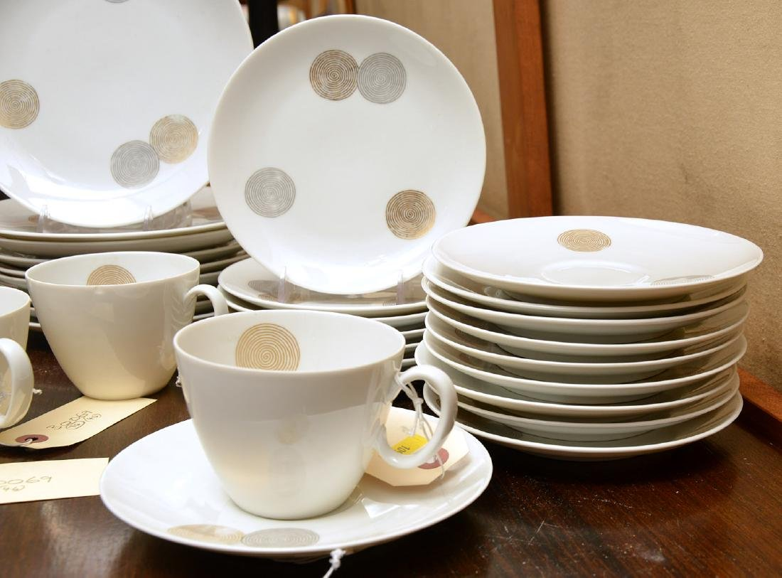 Rosenthal part dinner service by Raymond Loewy - 4
