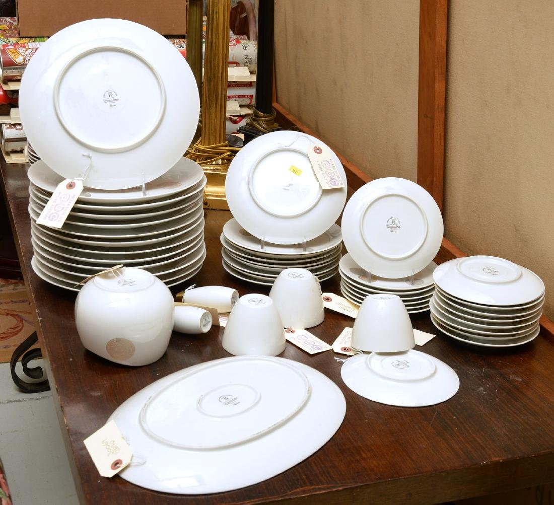 Rosenthal part dinner service by Raymond Loewy - 8