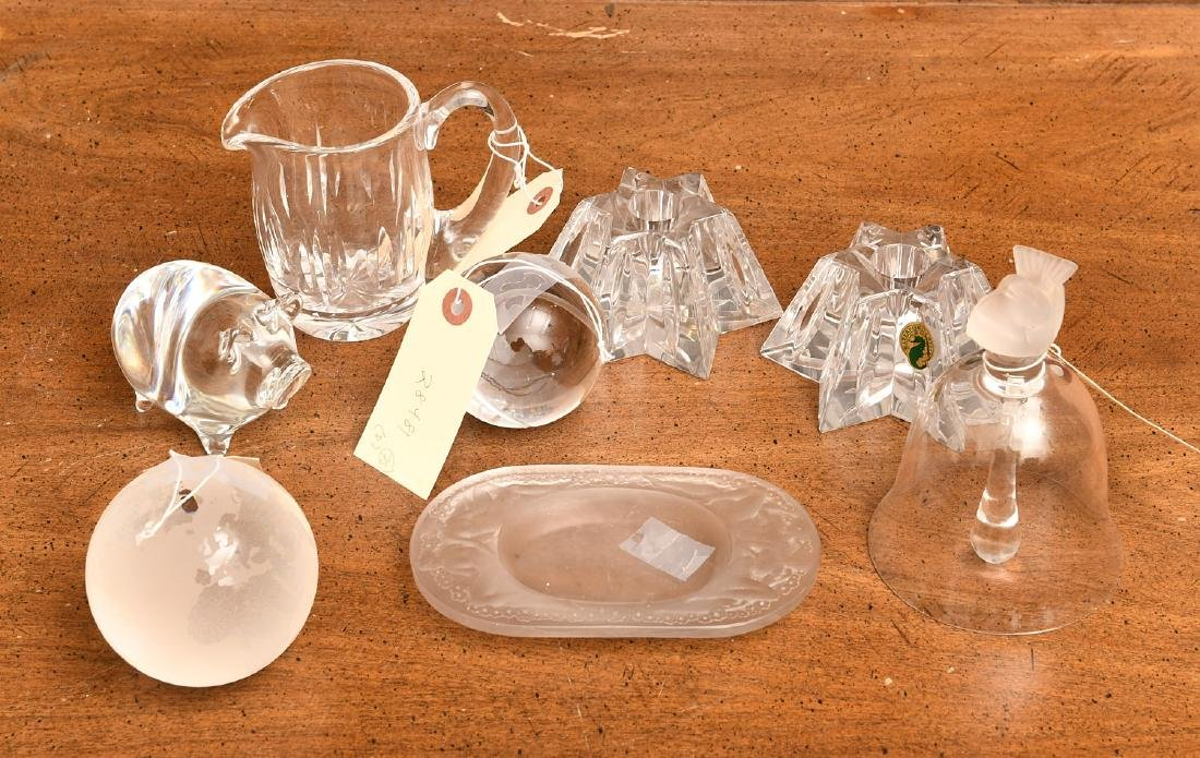 Signed crystal giftware group