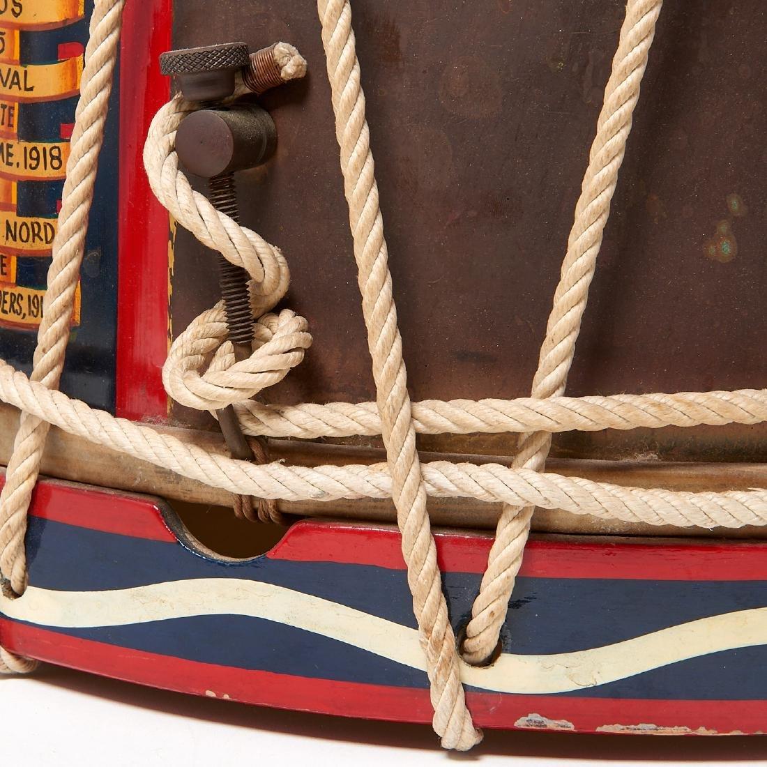 British Brigade of Guards ceremonial drum - 3
