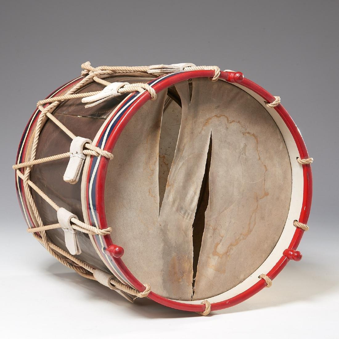 British Brigade of Guards ceremonial drum - 4