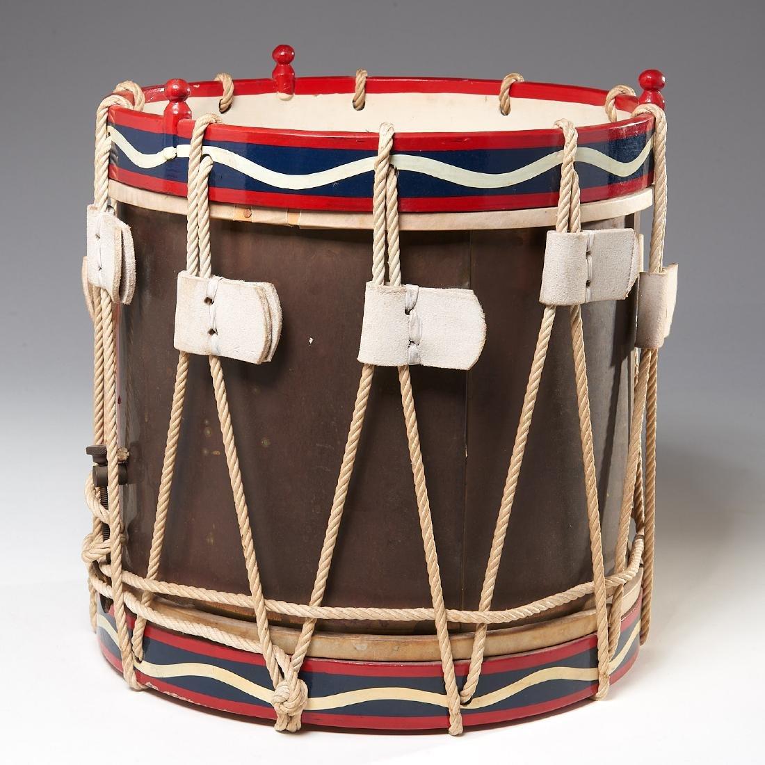 British Brigade of Guards ceremonial drum - 6