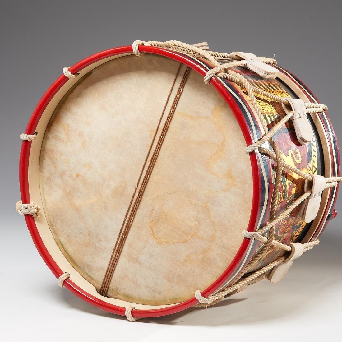 British Brigade of Guards ceremonial drum - 7