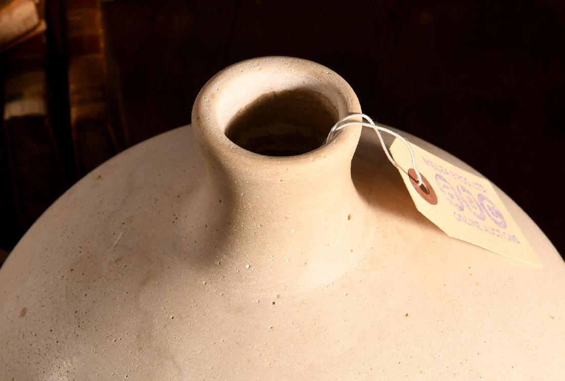 (2) Studio pottery vessels - 3