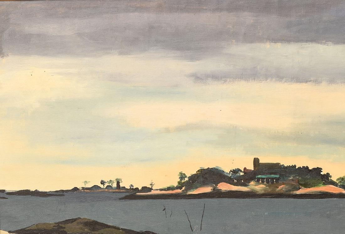 Letizia Pitigliani, painting - 2