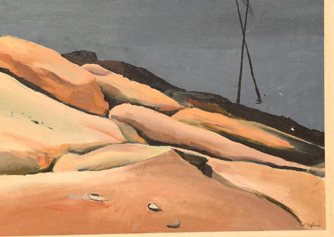 Letizia Pitigliani, painting - 3