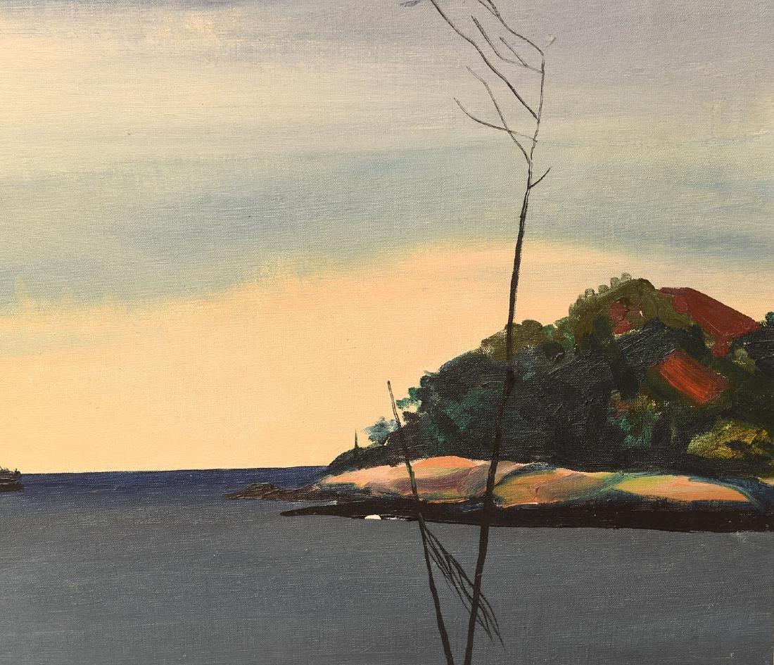 Letizia Pitigliani, painting - 4