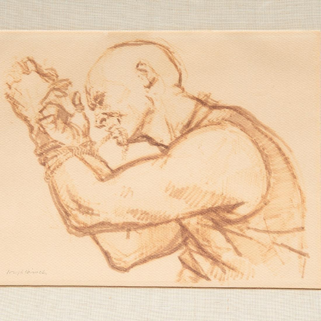 Joseph Hirsch, escape artist painting - 3