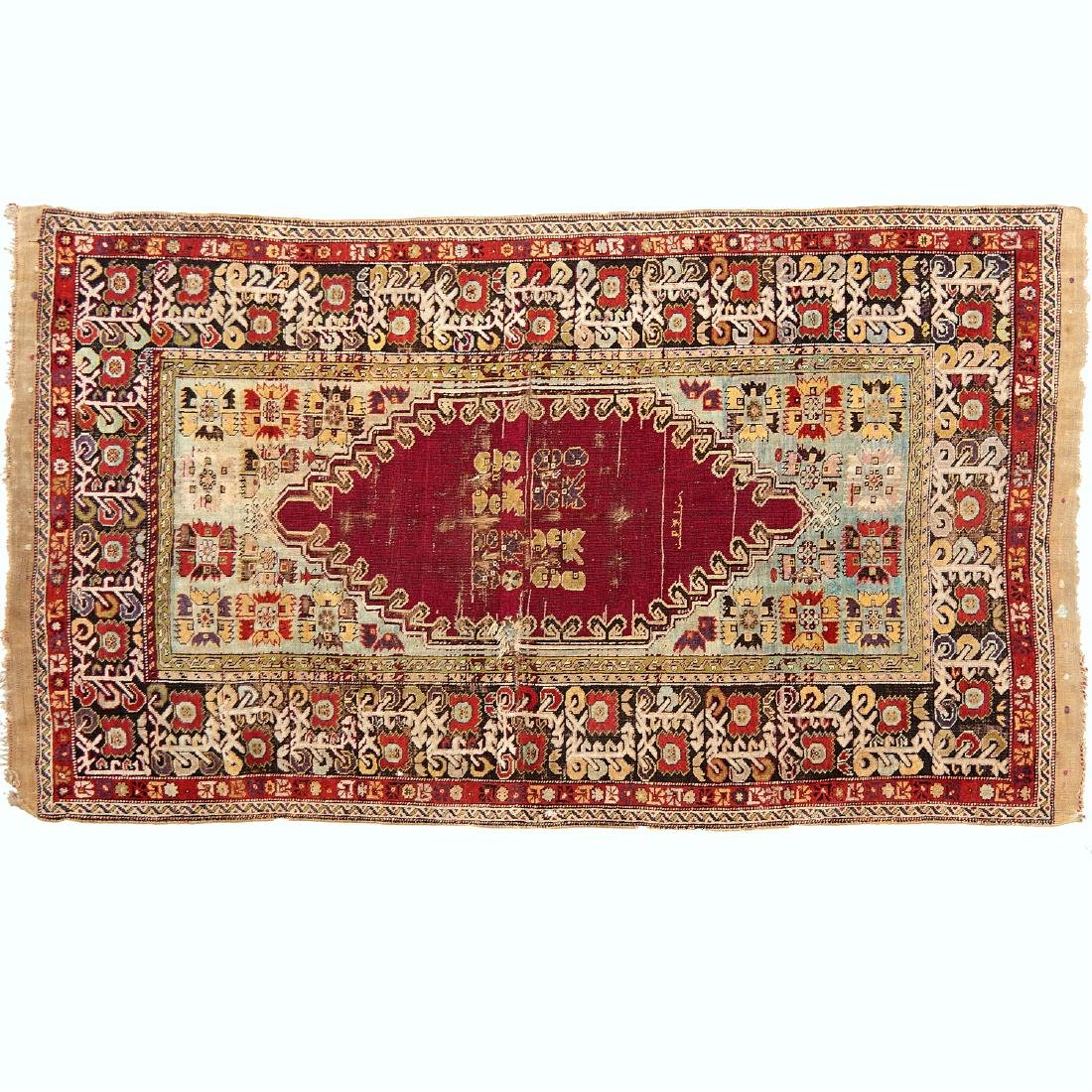 Sivas rug, ex museum