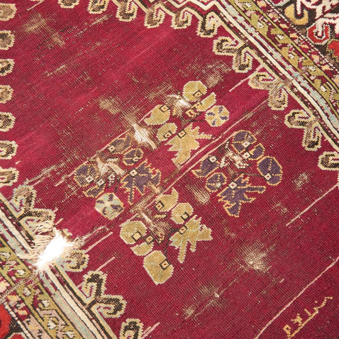 Sivas rug, ex museum - 2