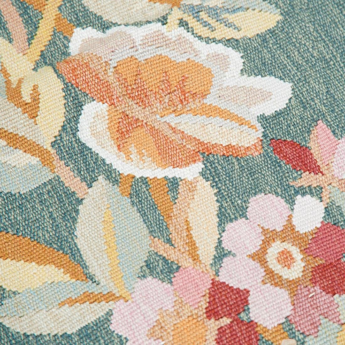 Mid-century tapestry carpet - 5