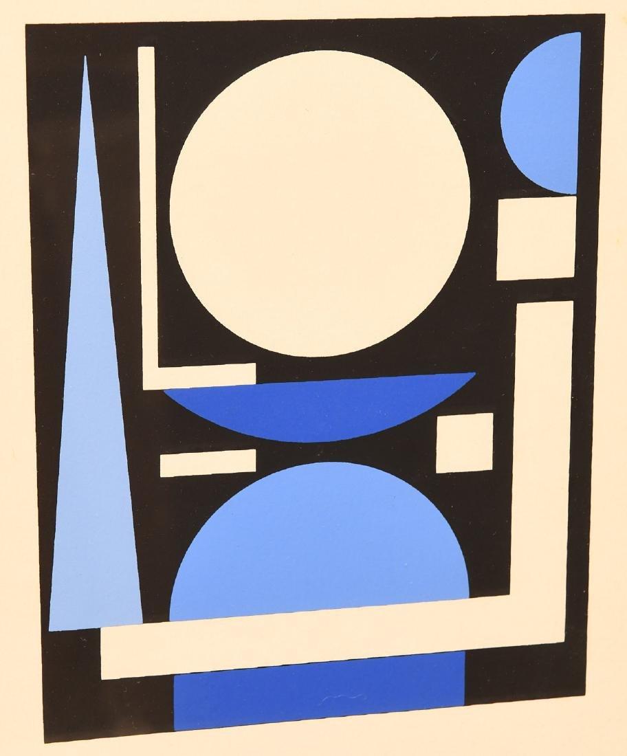 Auguste Herbin, silkscreen - 2