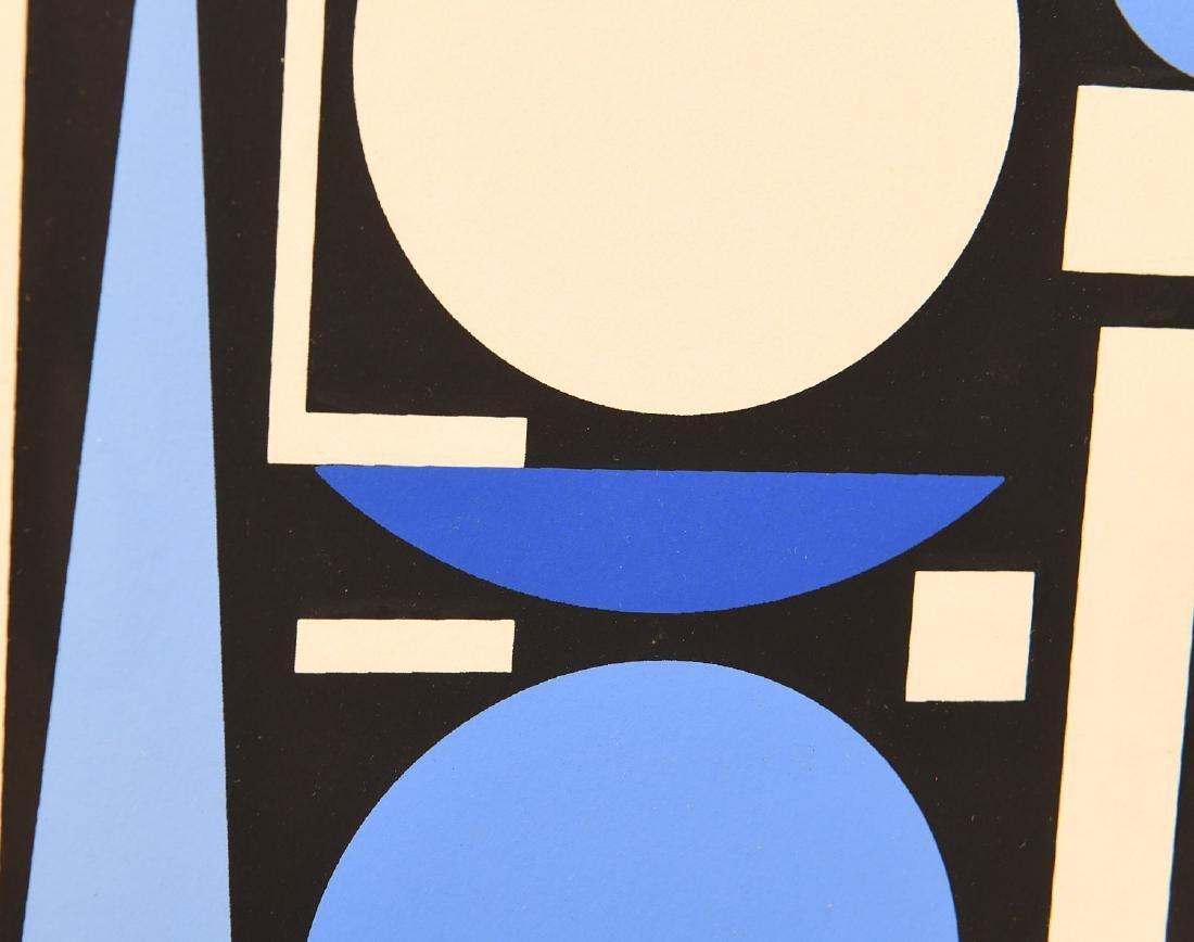 Auguste Herbin, silkscreen - 4
