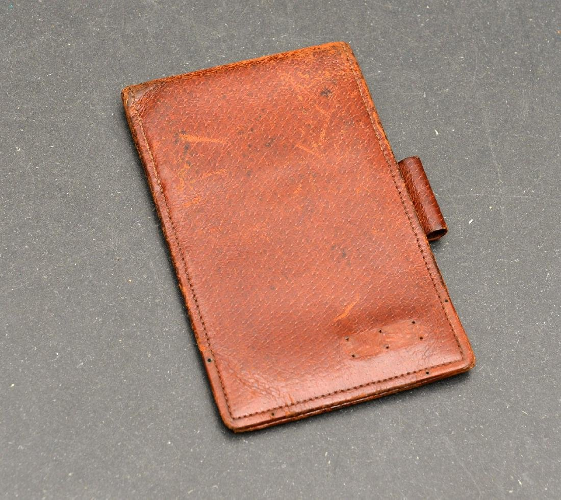 (8) Leather accessories incl. Asprey of London - 7