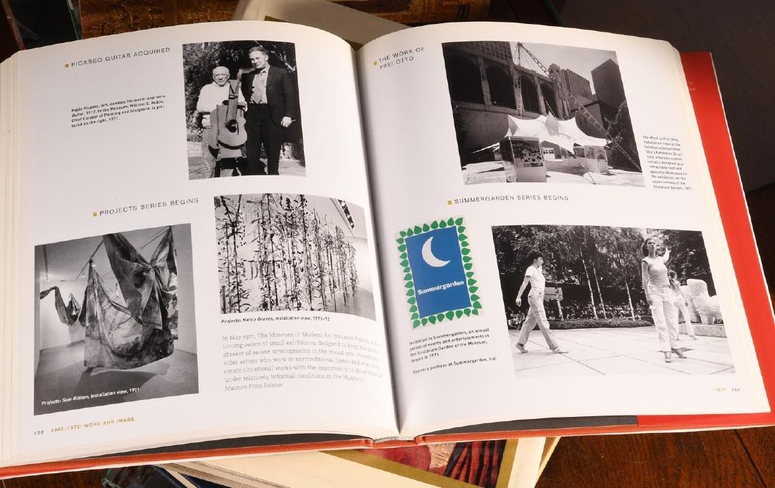 BOOKS: (9) Vols Modern Art, The Hermitage - 10