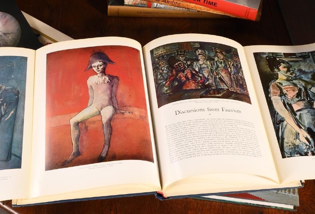 BOOKS: (9) Vols Modern Art, The Hermitage - 7