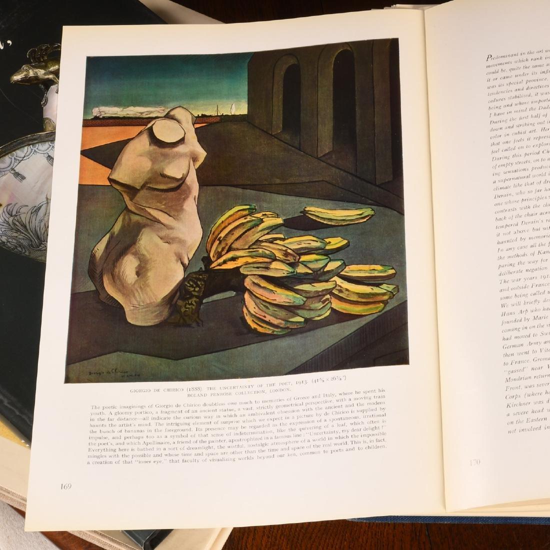 BOOKS: (9) Vols Modern Art, The Hermitage - 8
