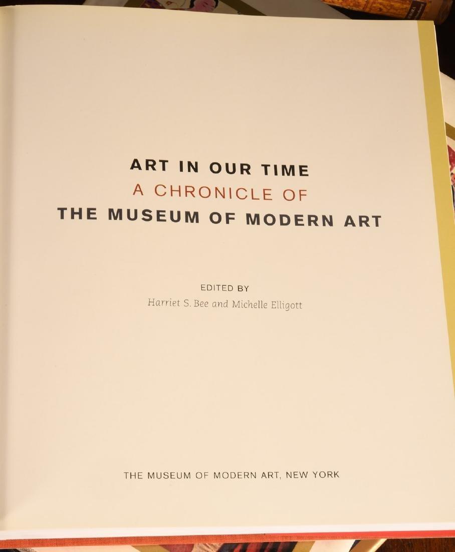 BOOKS: (9) Vols Modern Art, The Hermitage - 9