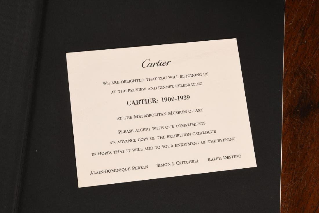 BOOKS: (8) Vols Cartier Jewels & Jewelry - 4