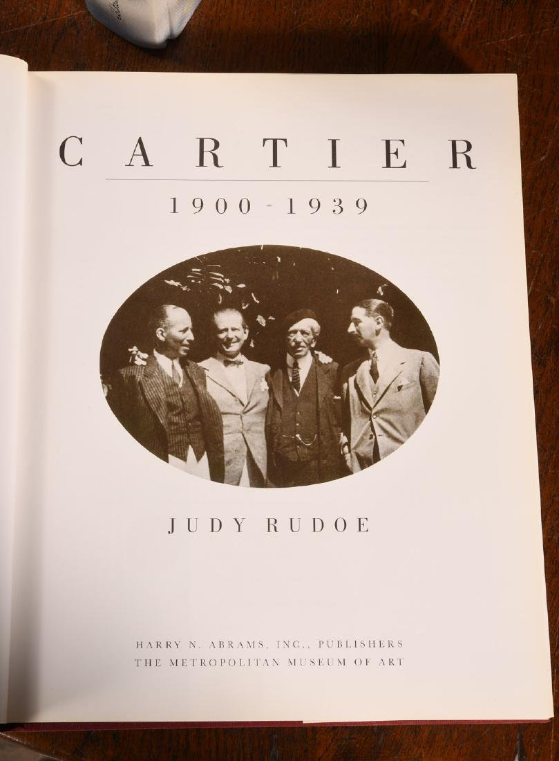 BOOKS: (8) Vols Cartier Jewels & Jewelry - 5