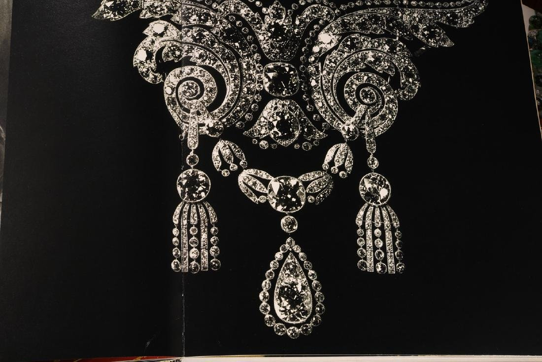 BOOKS: (8) Vols Cartier Jewels & Jewelry - 8