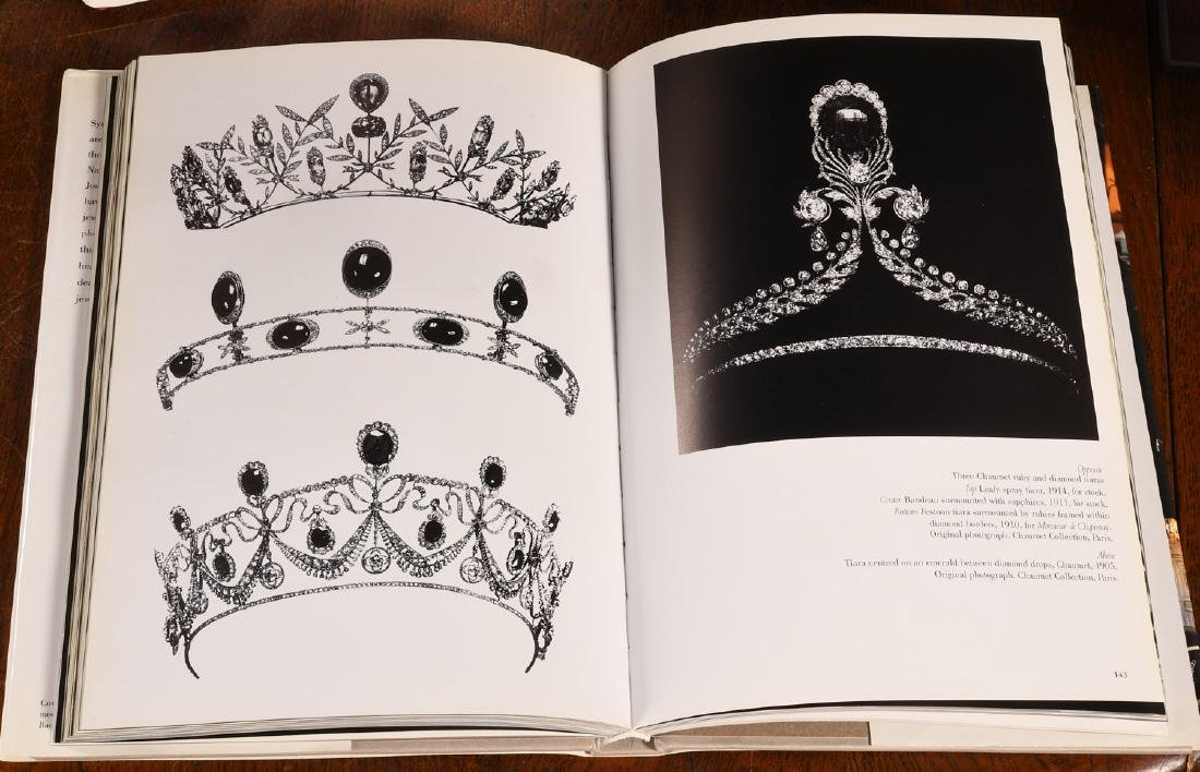 BOOKS: (8) Vols Cartier Jewels & Jewelry - 9