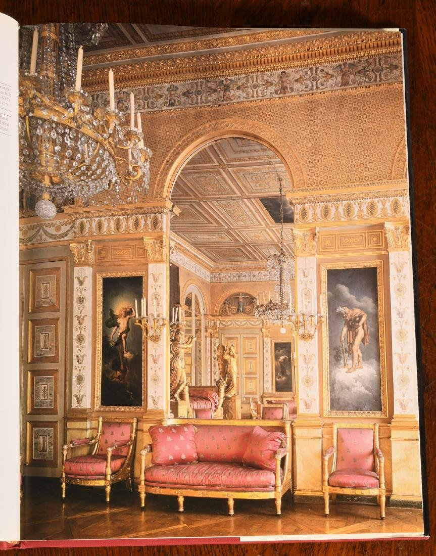 BOOKS: (14) Vols Palaces & Castles of Europe - 10