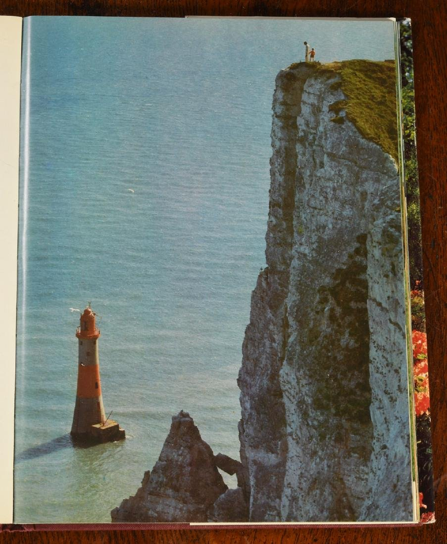 BOOKS: (14) Vols Palaces & Castles of Europe - 9