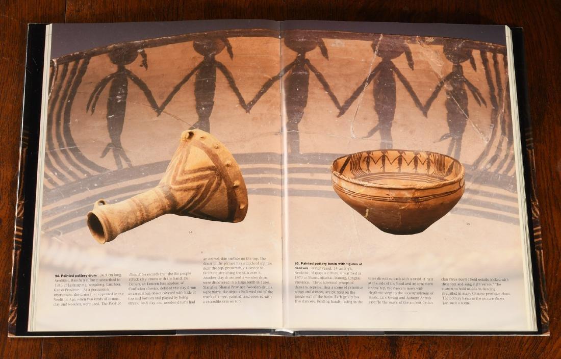 BOOKS: (6) Vols Chinese Qing Porcelain Jade Bronze - 3