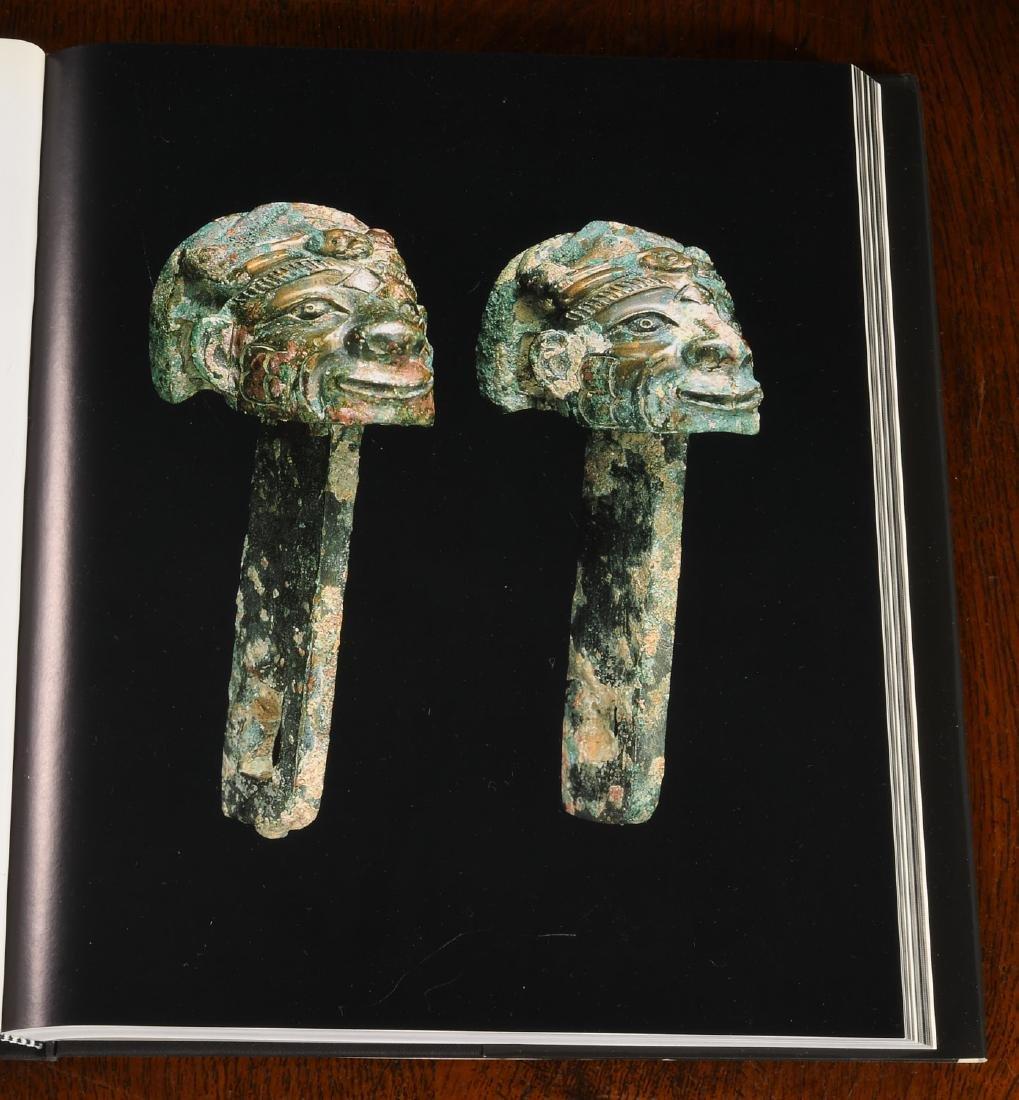 BOOKS: (6) Vols Chinese Qing Porcelain Jade Bronze - 4