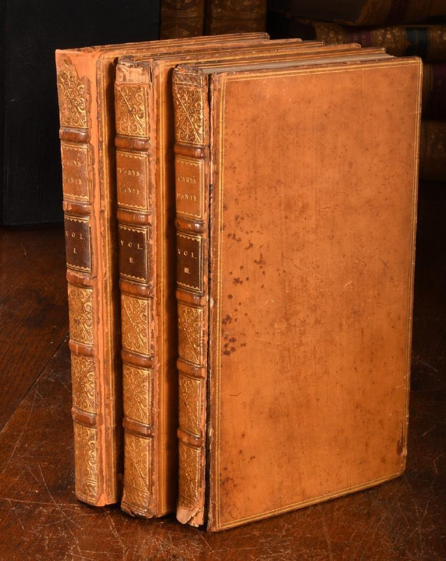 BOOKS: Dante 1819 2nd Ed Complete 3 Volumes